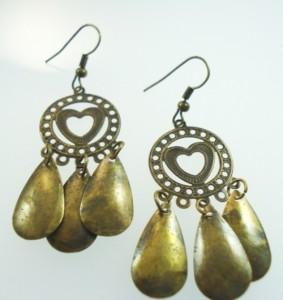 Gypsy jewellery earrings  https://spoilmesilly.com.au/