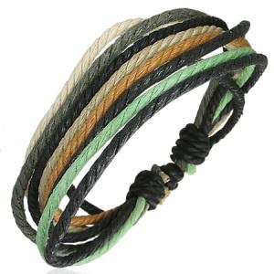 Leather bracelet jewellery