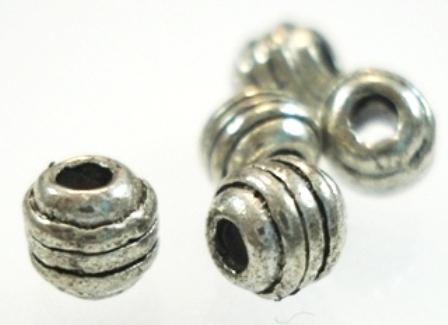 b00018 a metal Beads