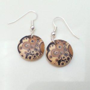 ERW.006 wood earrings