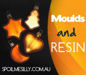 mOULDS AND RESIN