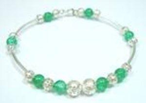 Fashion-Jewellery-Glass-Filigree-Beaded-Bracelet-Bangle-150522288772-4