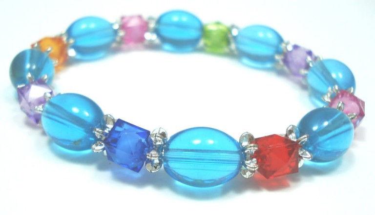 Fashion-Jewellery-Glass-Filigree-Beaded-Bracelet-Bangle-150524324211-3