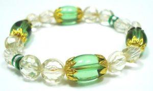 Fashion-Jewellery-Glass-Filigree-Beaded-Bracelet-Bangle-400175719977-2