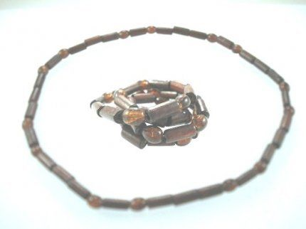 NEW-MENS-WOMENS-BEADED-WOOD-COCO-SURF-WOODEN-NECKLACE-150397302809
