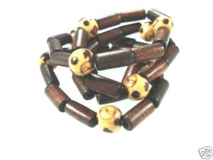 NEW-MENS-WOMENS-BEADED-WOOD-COCO-SURF-WOODEN-NECKLACE-400091507689