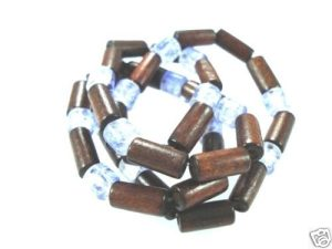 NEW-MENS-WOMENS-BEADED-WOOD-COCO-SURF-WOODEN-NECKLACE-400091508153