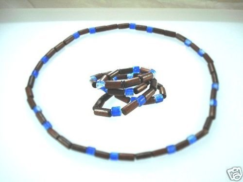 NEW-MENS-WOMENS-BEADED-WOOD-COCO-SURF-WOODEN-NECKLACE-400091508182