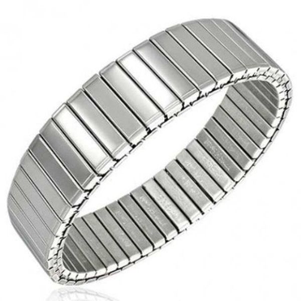 Stainless-Steel-Watch-Band-Jewelry-Bracelet-Bangle-150528624533