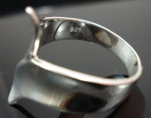 Sterling-Silver-925-Modern-Funky-Ring-New-400482339054-7
